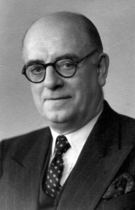 Augustus Thomas George Curtis c 1953