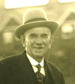 Robert Groves Curtis c1930s