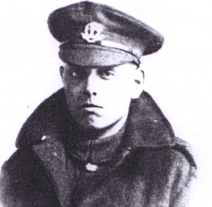 Alfred James George Howard was taken c.1918