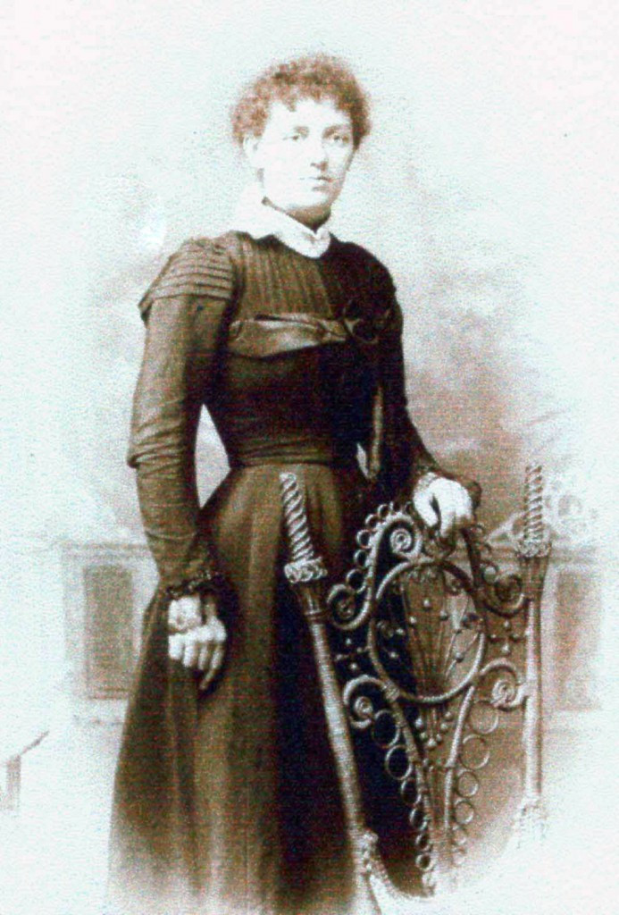 Annie Elizabeth Dunn (1876 - 1936)