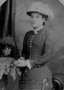Susannah Peers (1867 - 1906)