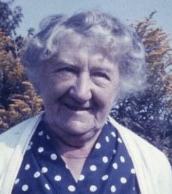 Louisa Gravatt (Curtis) c 1965